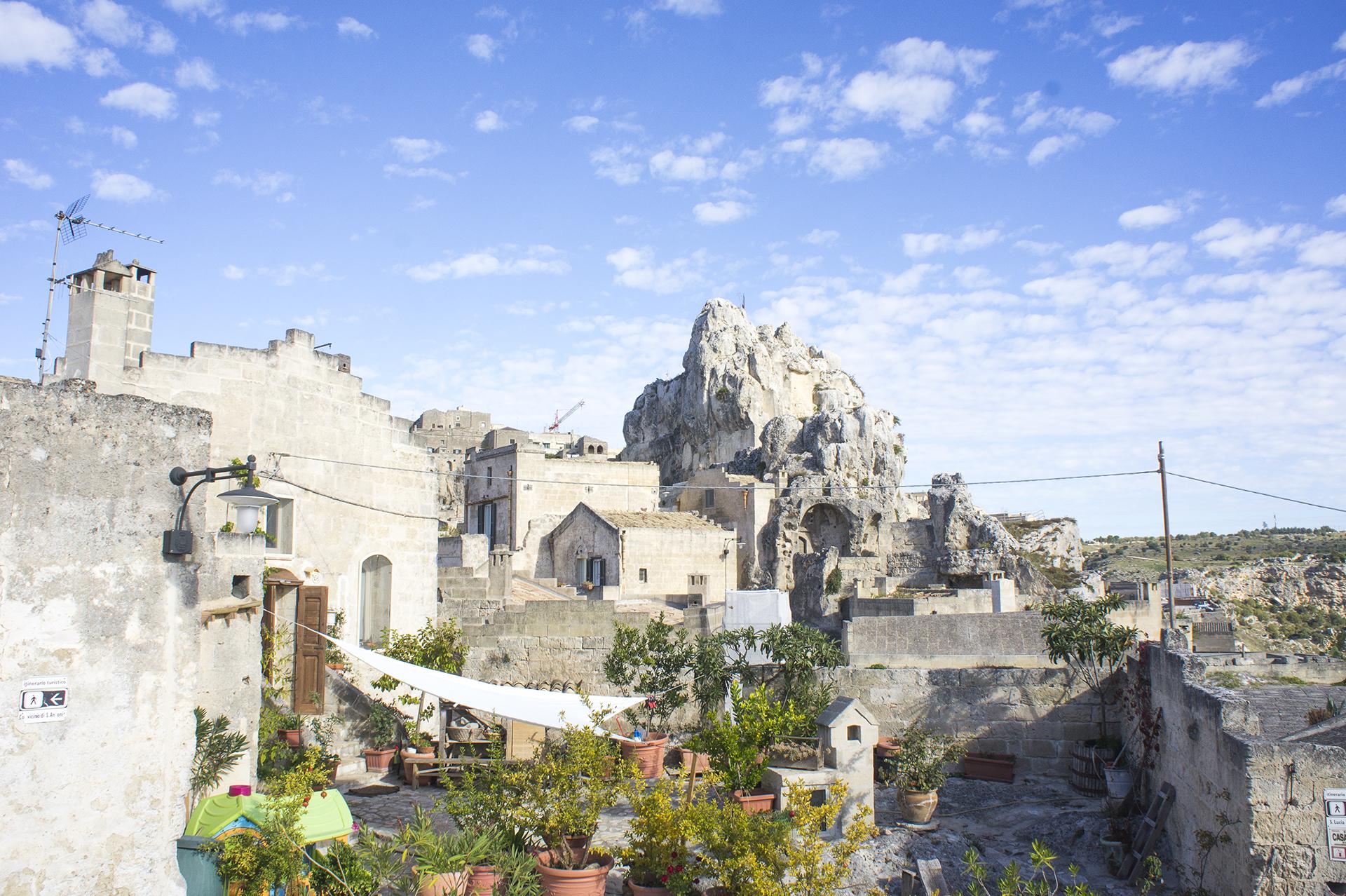 Matera - chiese-rupestri