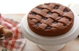 crostata di cioccolato knam