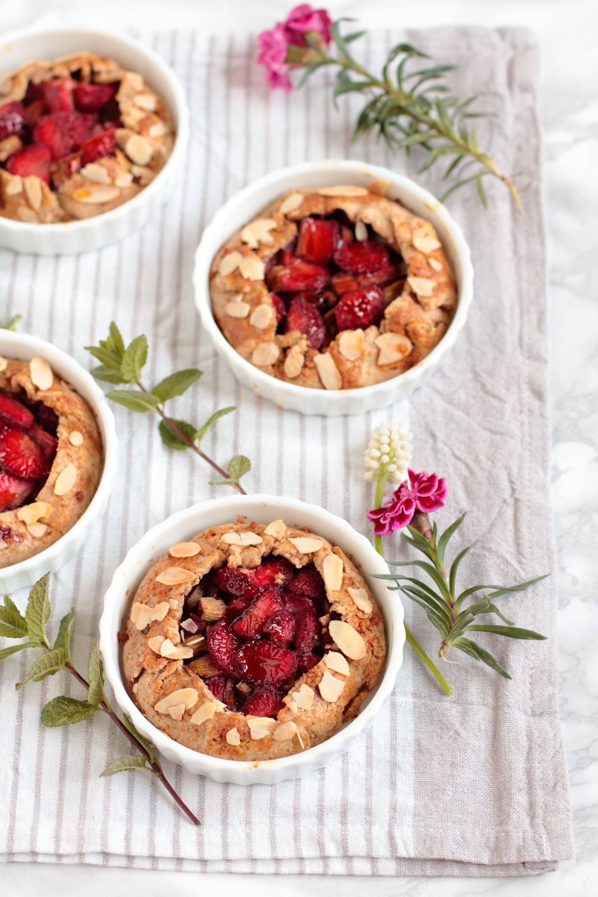 galettes alle fragole