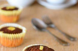 muffin cocco e mango senza burro
