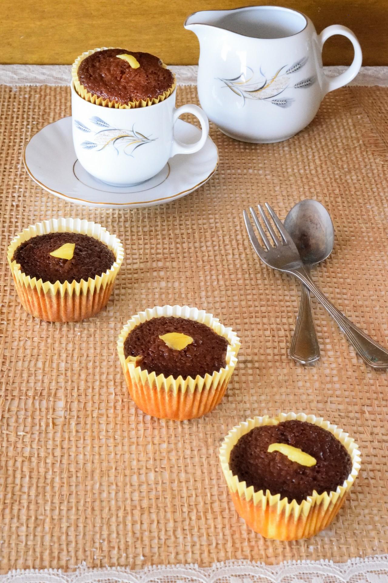 muffin cocco e mango