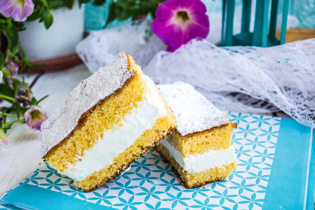 Dolci Da Credenza Torta Paradiso : Tortine paradiso con crema al latte