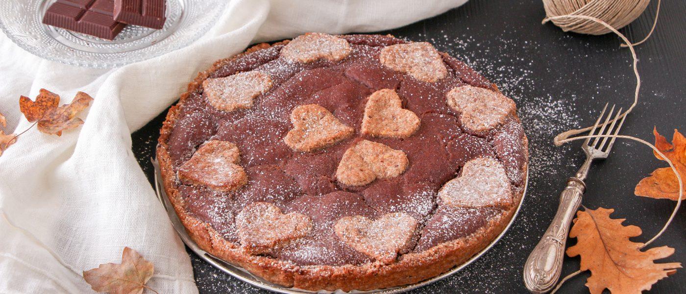 Per apprezzare appieno il sapore corposo del ripieno di castagne e cioccolato