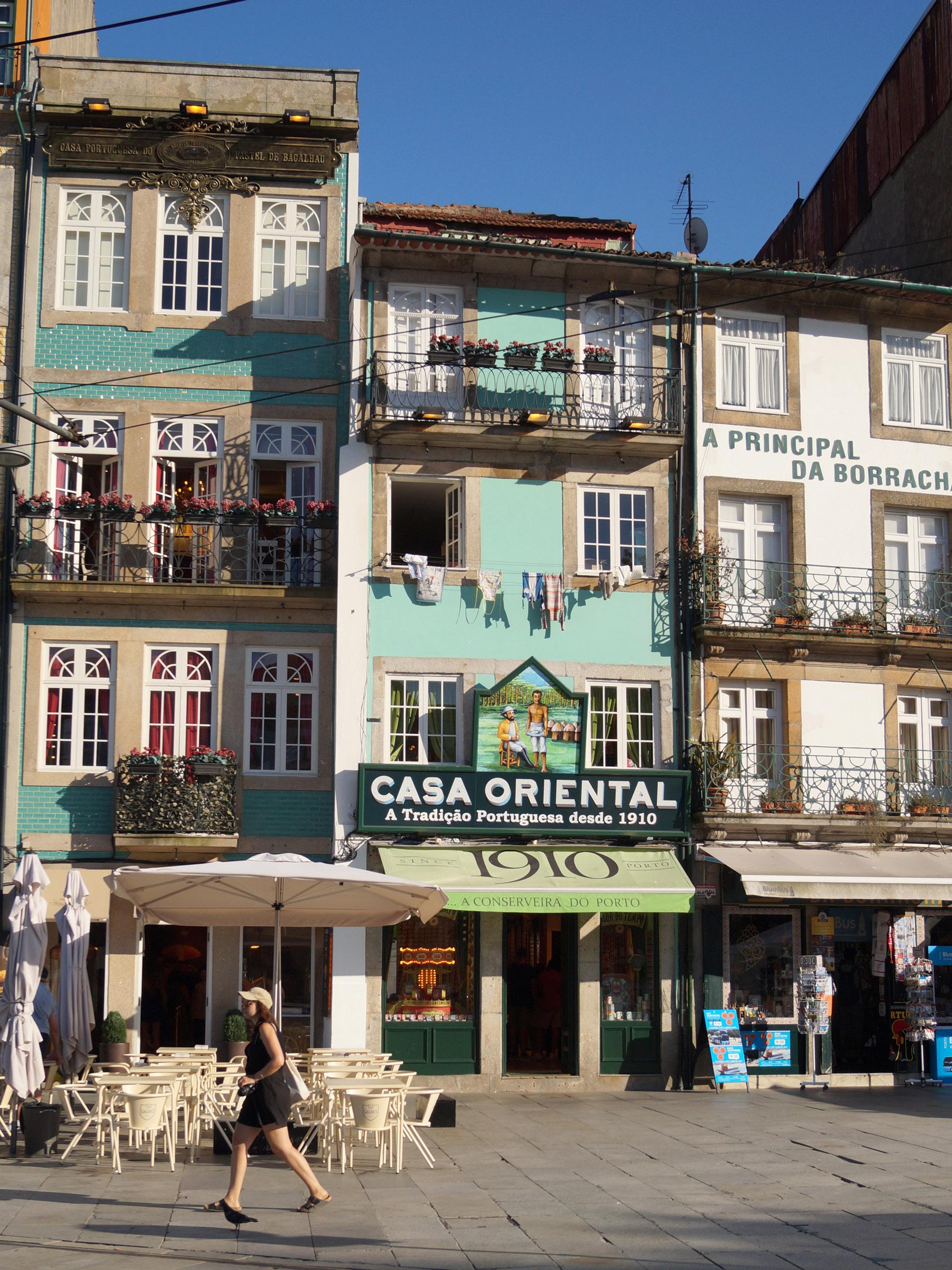 week end a Porto