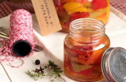 Agrodolce di peperoni da conserva