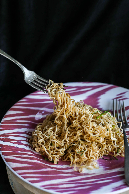 Noodle thai style
