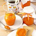 marmellata di carote e vaniglia