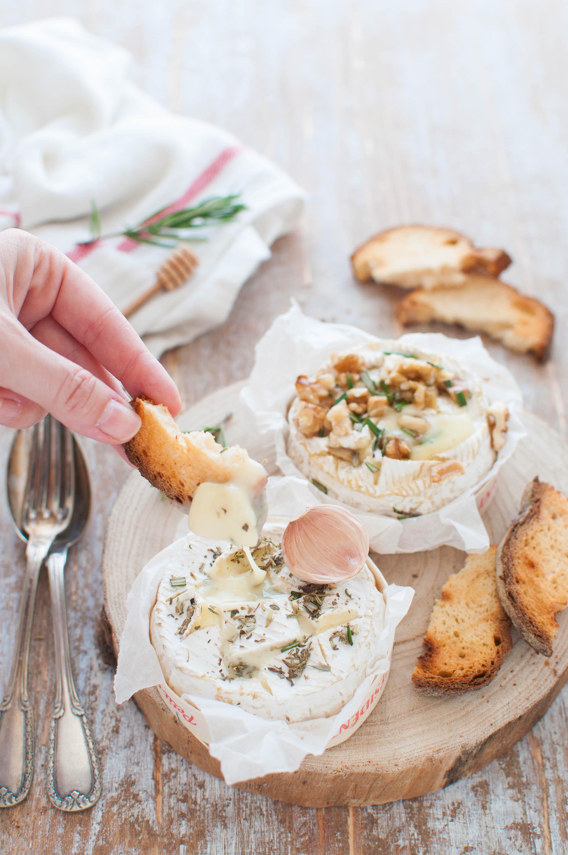 Fonduta di camembert