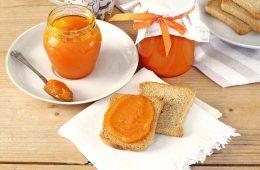 Marmellata di carote rum e vaniglia