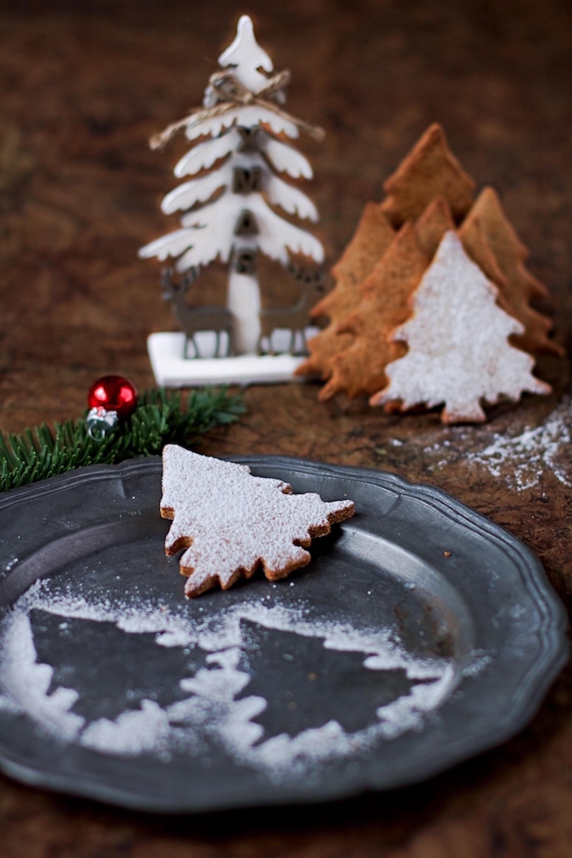 Alberelli natalizi gluten free