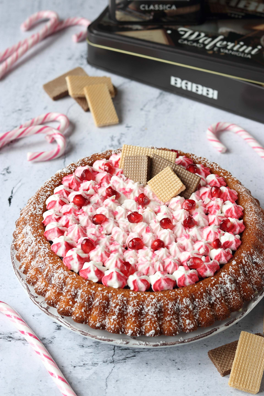 Crostata cioccodelizia e panna