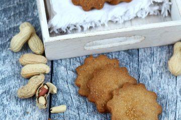 biscottini alle arachidi