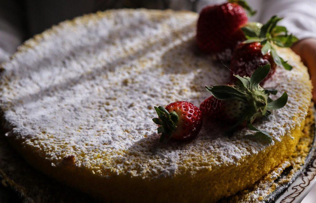 Torta Di Fecola Di Patate Senza Glutine