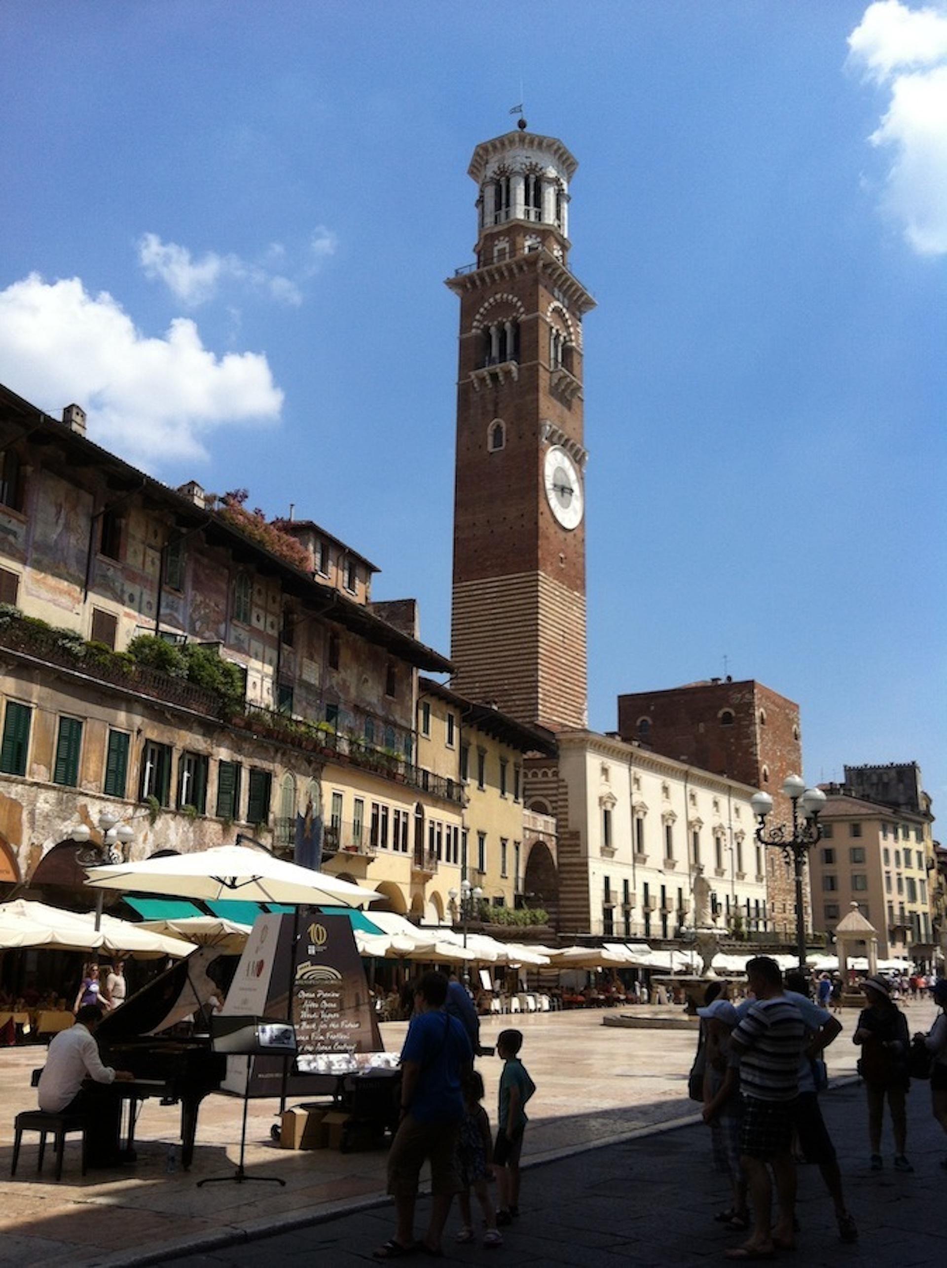 Verona, visita di un solo giorno