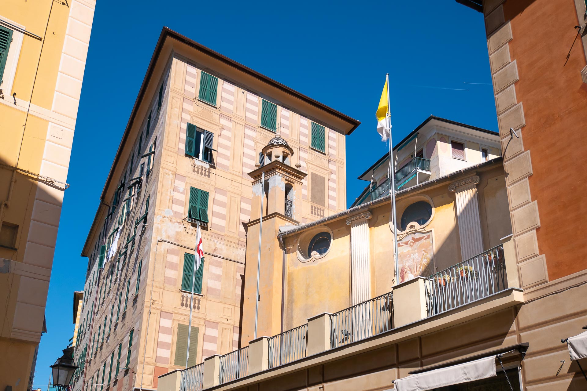 Cosa vedere a Camogli_Oratorio San Prospero
