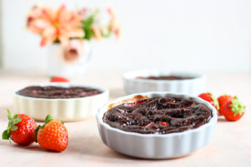 clafoutis-fragole-e-cioccolato