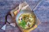 Frittata di zucchine stracchino e basilico
